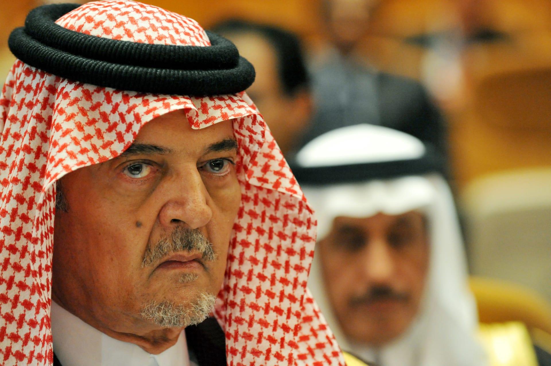 """""""أمريكا قدمت العراق لإيران على طبق من فضة"""".. أمير سعودي يكشف ما قاله الفيصل بعد رفض واشنطن مقترحه"""