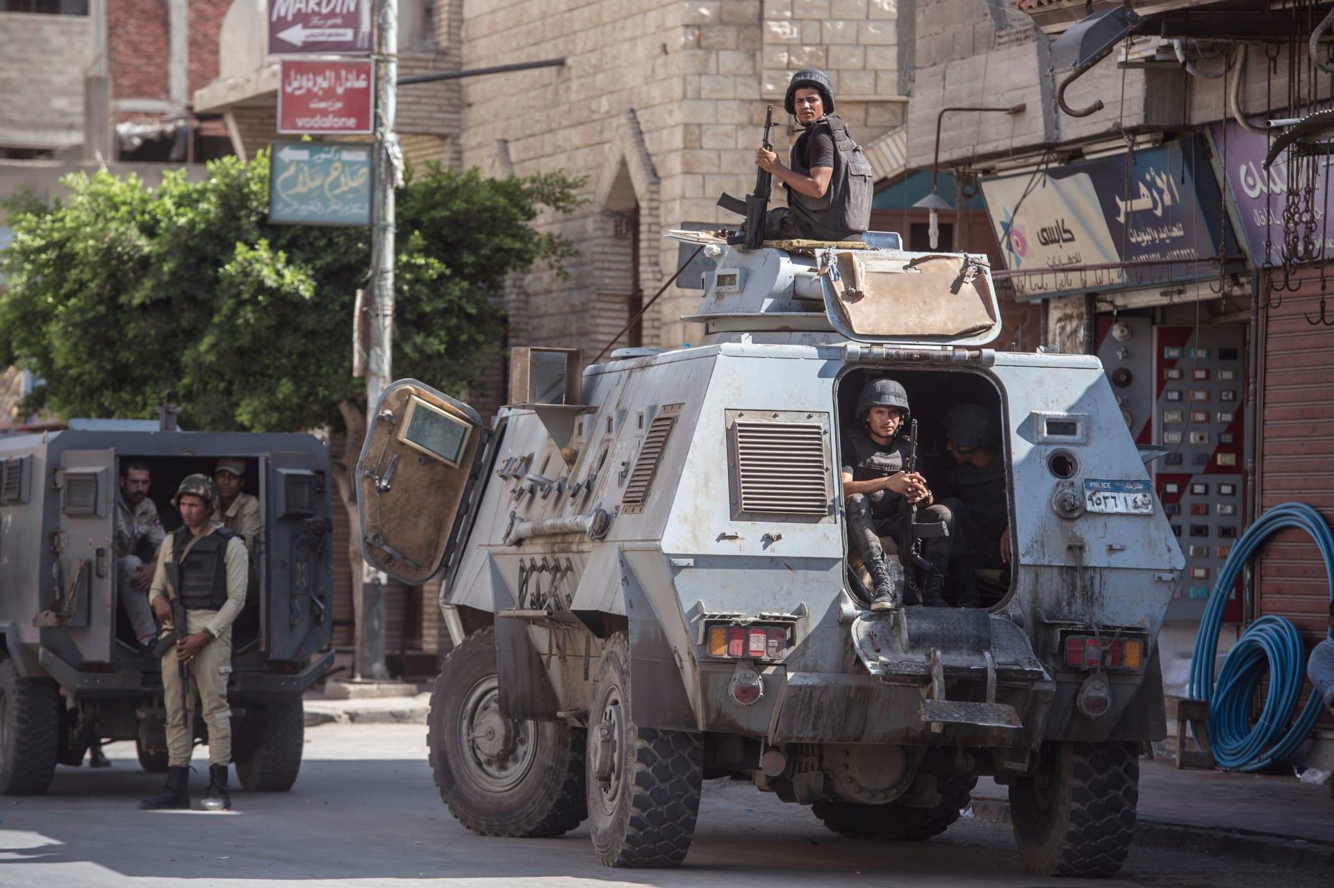 الداخلية المصرية: مقتل 3 إرهابيين متورطين في قتل نبيل حبشي واستهداف الأقباط بسيناء