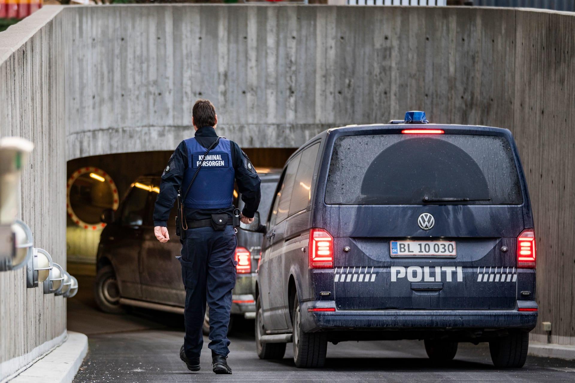 الشرطة الدنماركية تعلن العثور على كمية كبيرة من المتفجرات