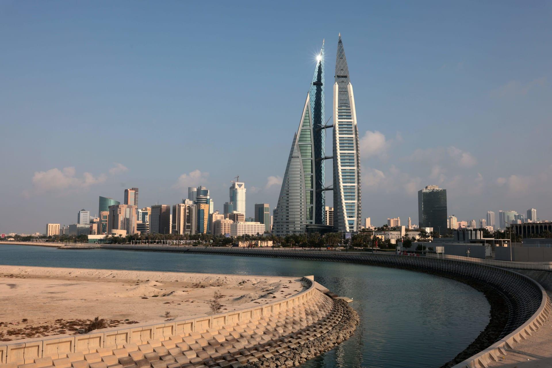 صورة أرشيفية عامة من المنامة عاصمة البحرين
