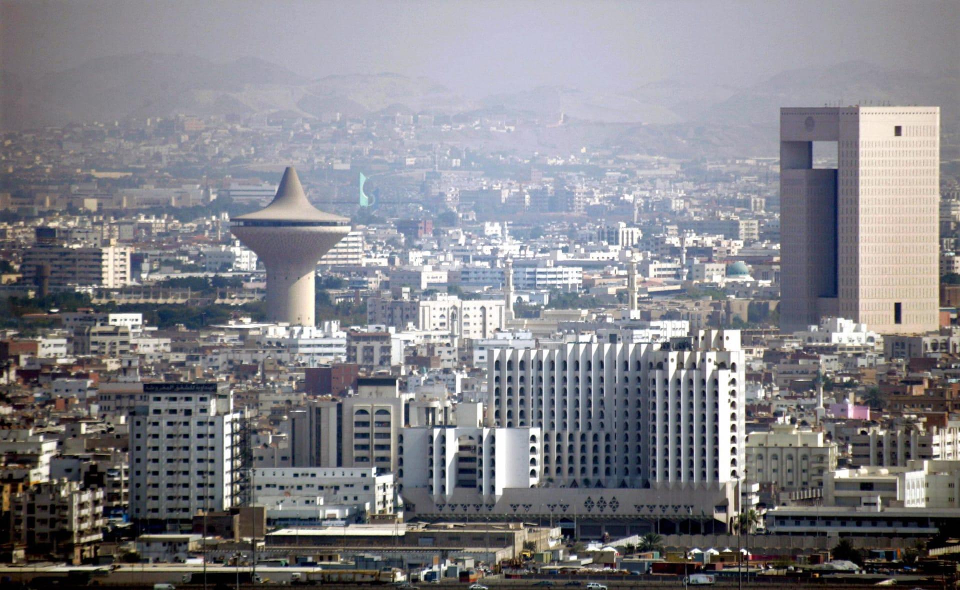 صورة أرشيفية عامة من مدينة جدة