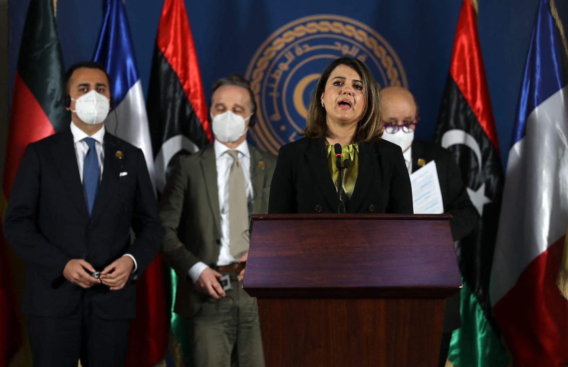 حديث وزيرة خارجية ليبيا عن مساعي حكومة الوحدة إلى خروج القوات التركية يثير جدلا