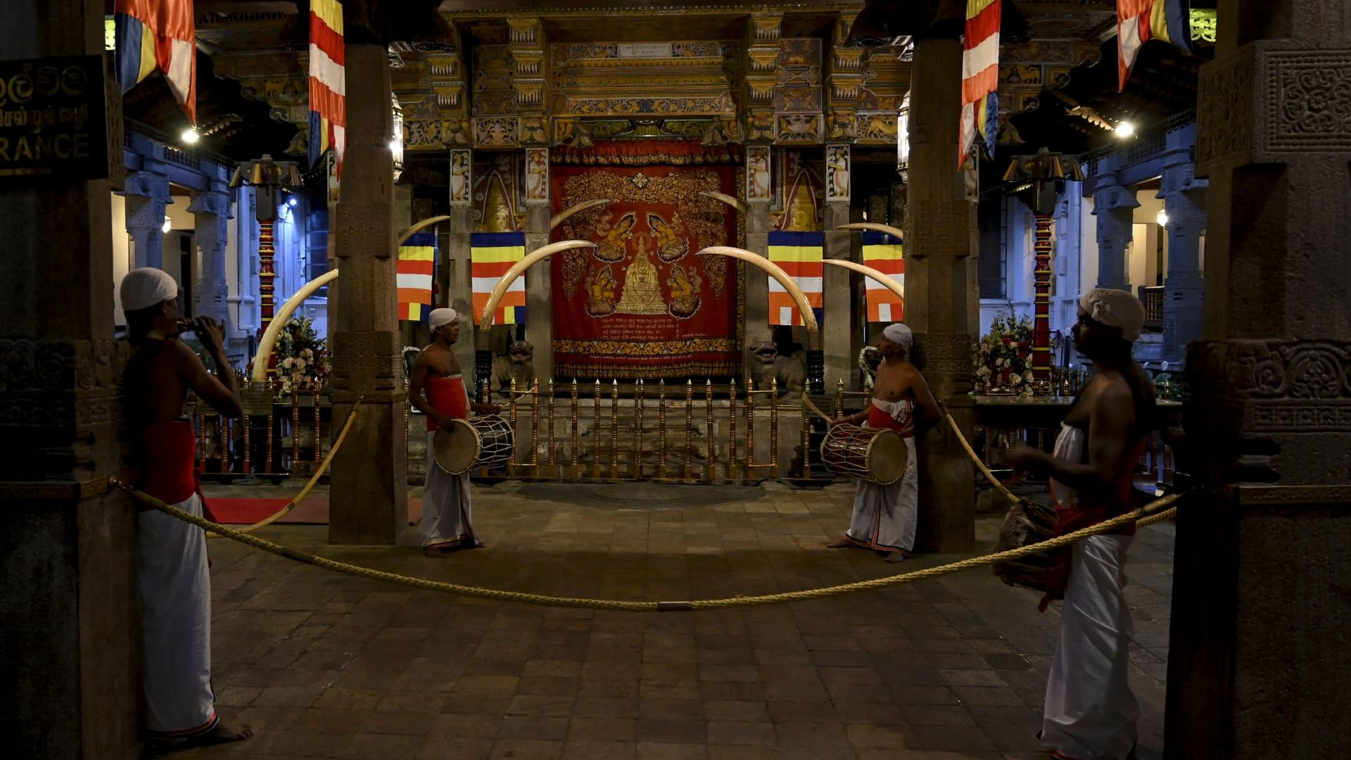 متحف ومعبد بوذا توث ريليك