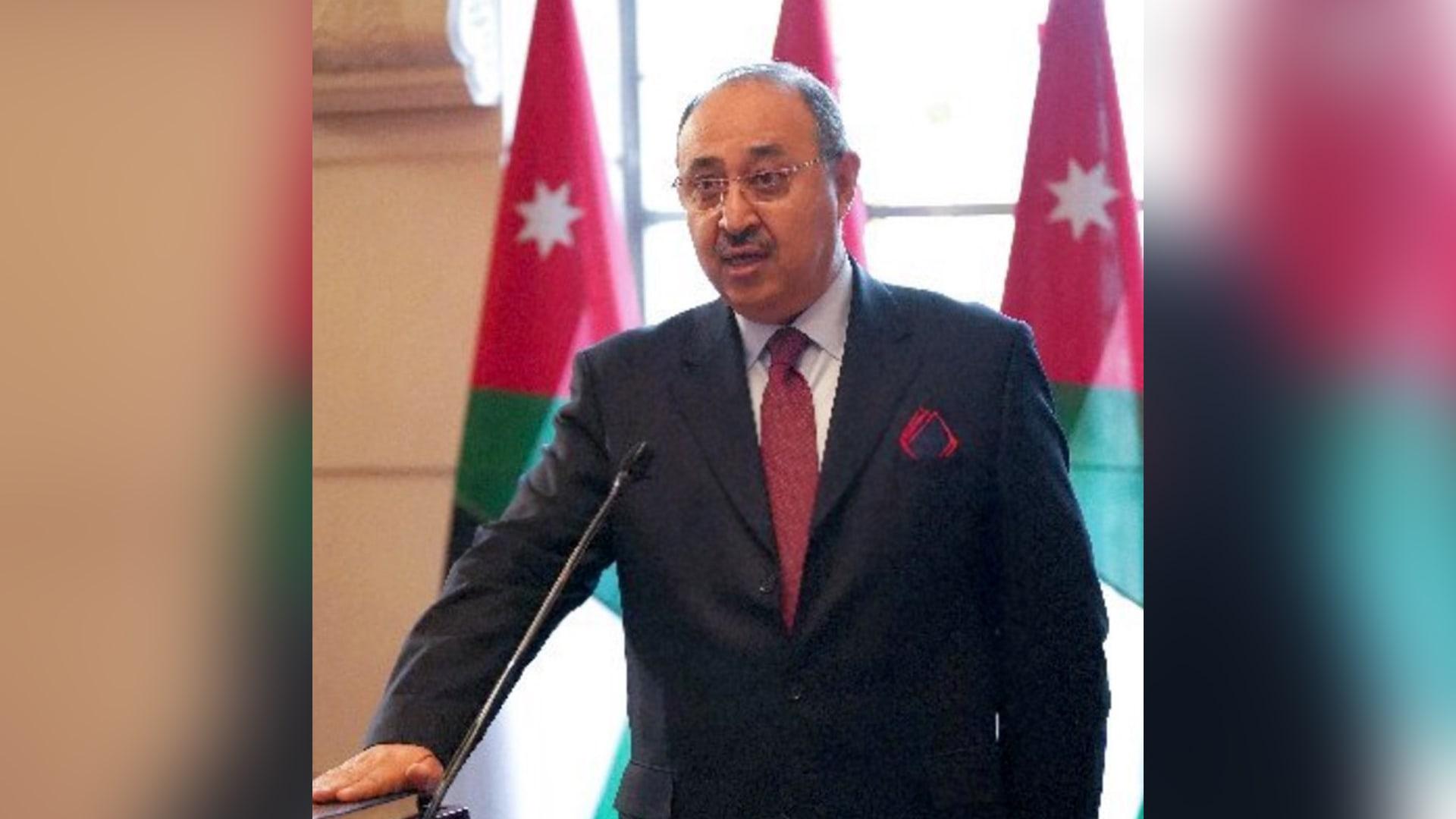 صخر دودين، وزير الدولة لشؤون الإعلام في الحكومة الأردنية