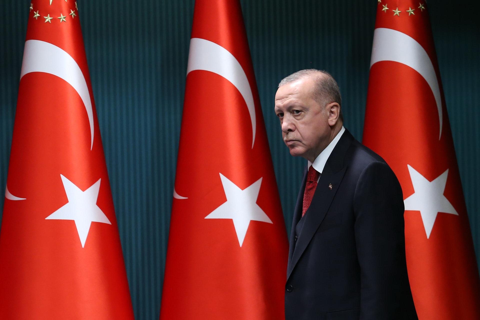 """أردوغان عن اعتراف بايدن بـ""""الإبادة"""" بحق الأرمن: كانت عملية """"تبديل أمكنة"""" راح ضحيتها 150 ألف شخص"""