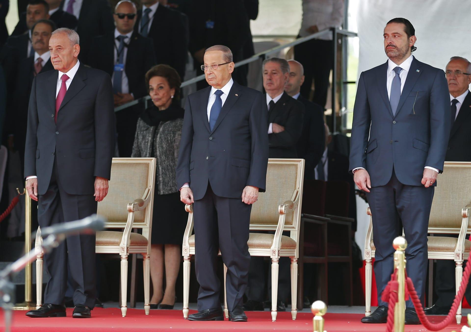 بقضية تهريب المخدرات للسعودية.. وزير الداخلية اللبناني يطلع عون على نتائج التحقيقات