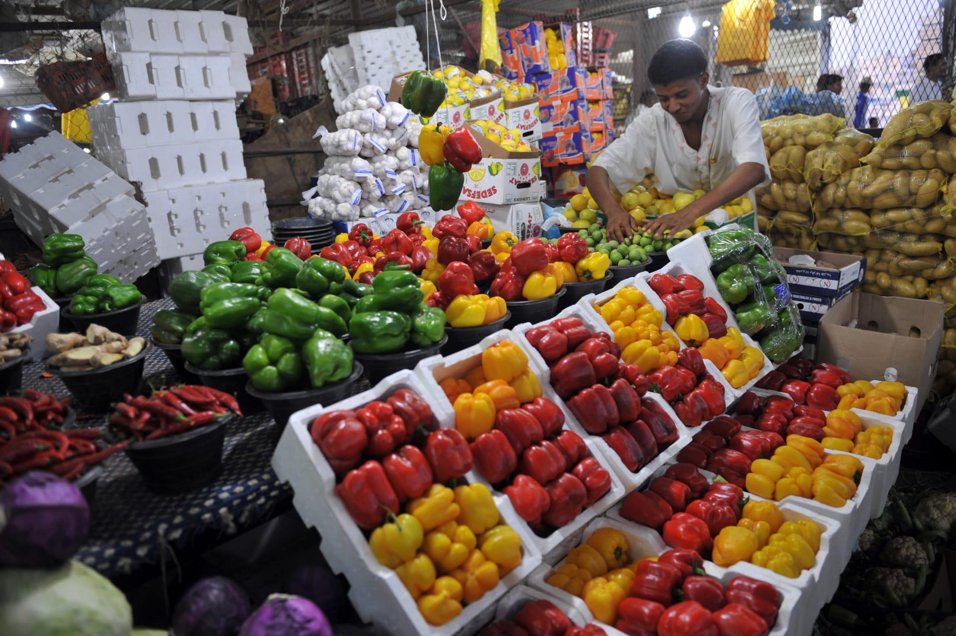 فواكه وخضروات - صورة أرشيفية