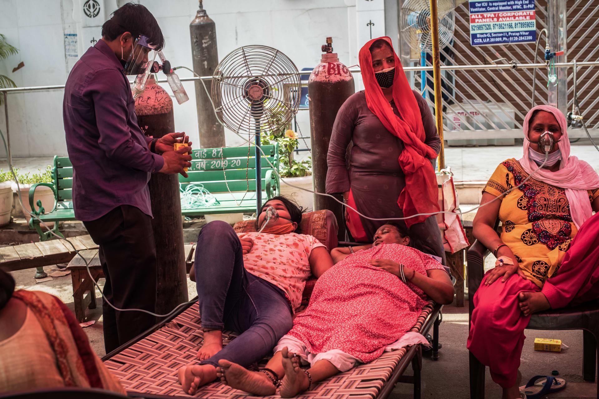 الهند تُصبح ثالث أكبر الدول فتكاً بفيروس كورونا