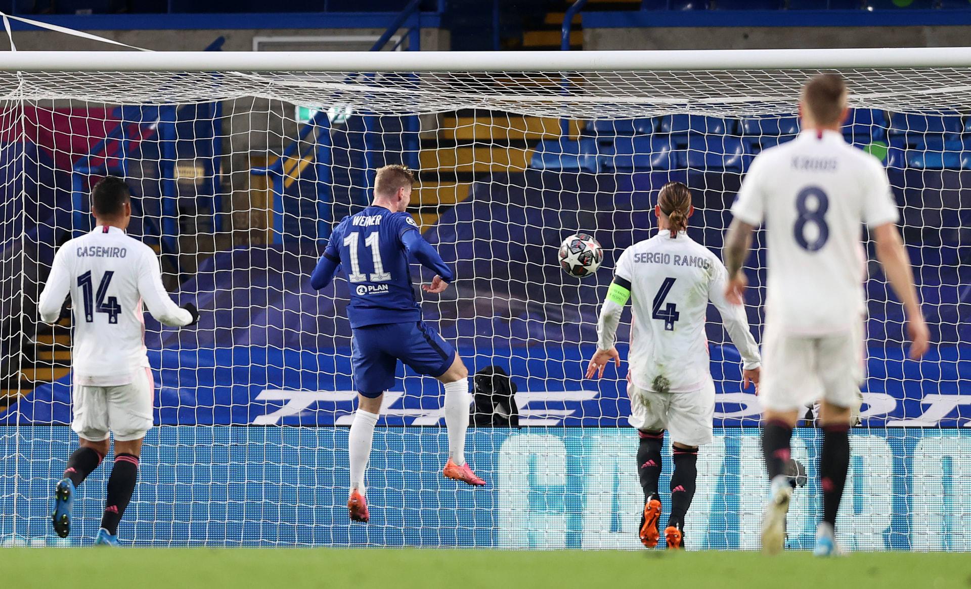 تشيلسي يفوز على ريال مدريد.. ويواجه مانشستر سيتي في نهائي أبطال أوروبا