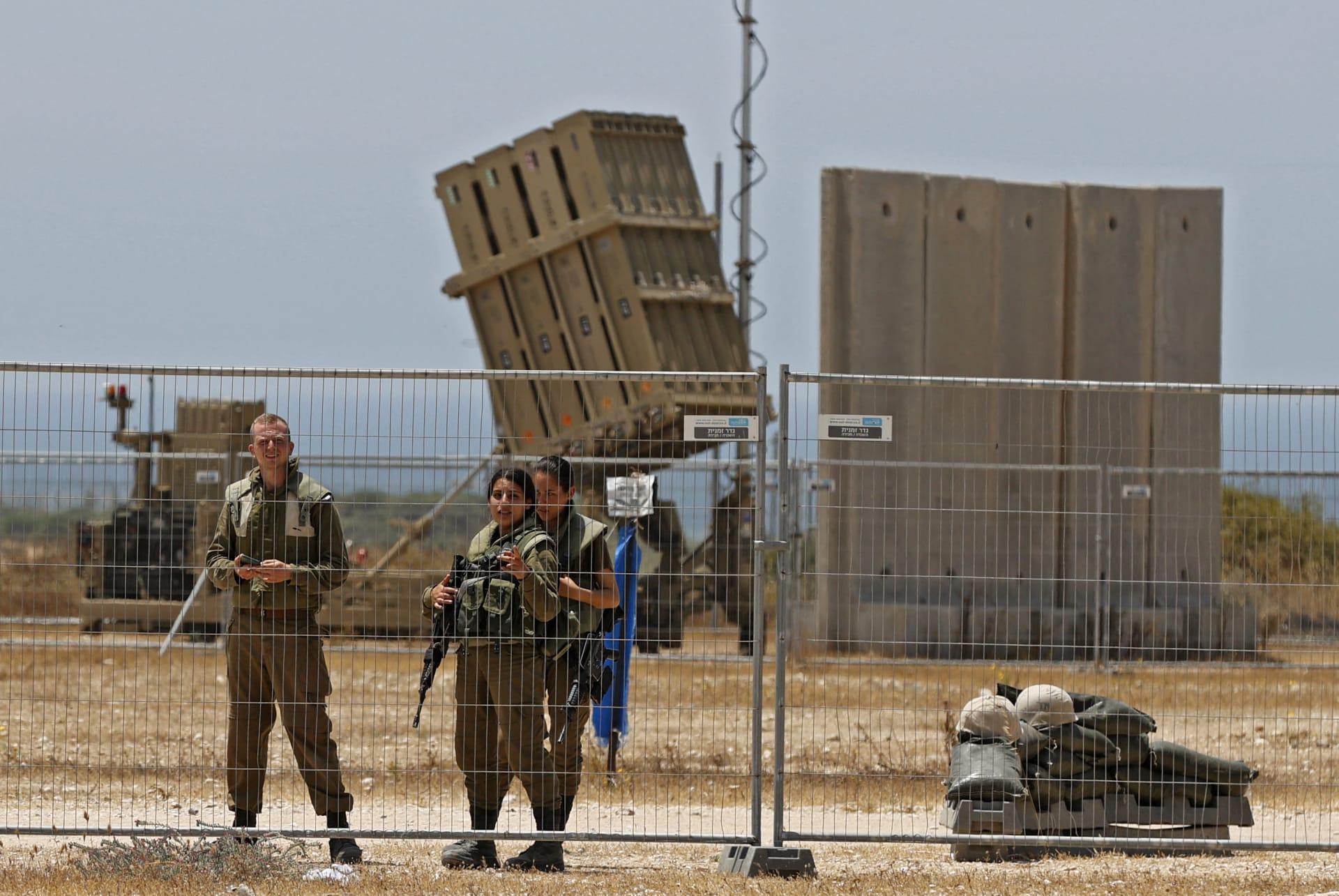 نتنياهو يزور القبة الحديدية: هاجمنا نحو ألف هدف.. والأمر سيطول