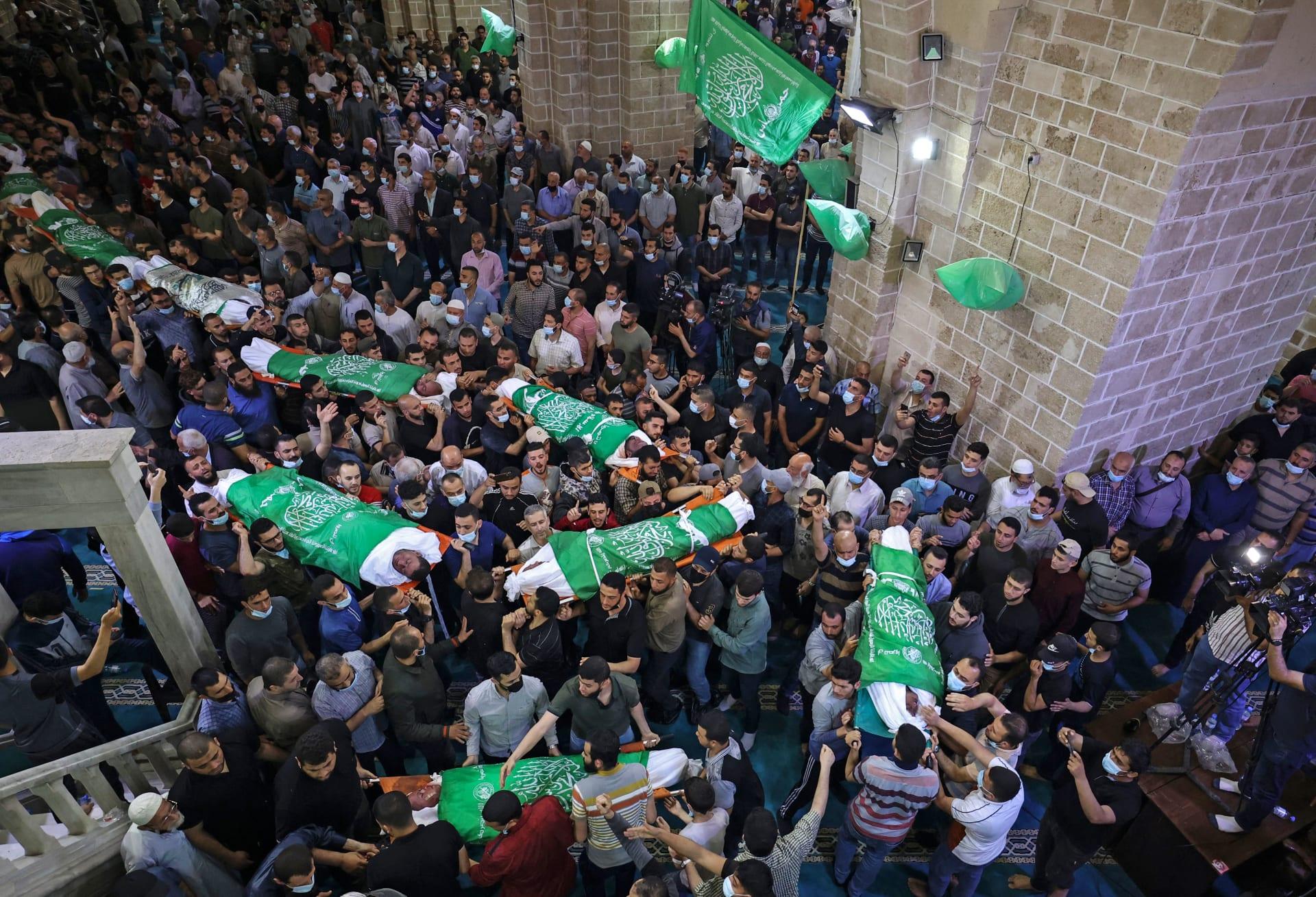 عدد القتلى في غزة يتجاوز 100 شخص بينهم 27 طفلاً و11 امرأة