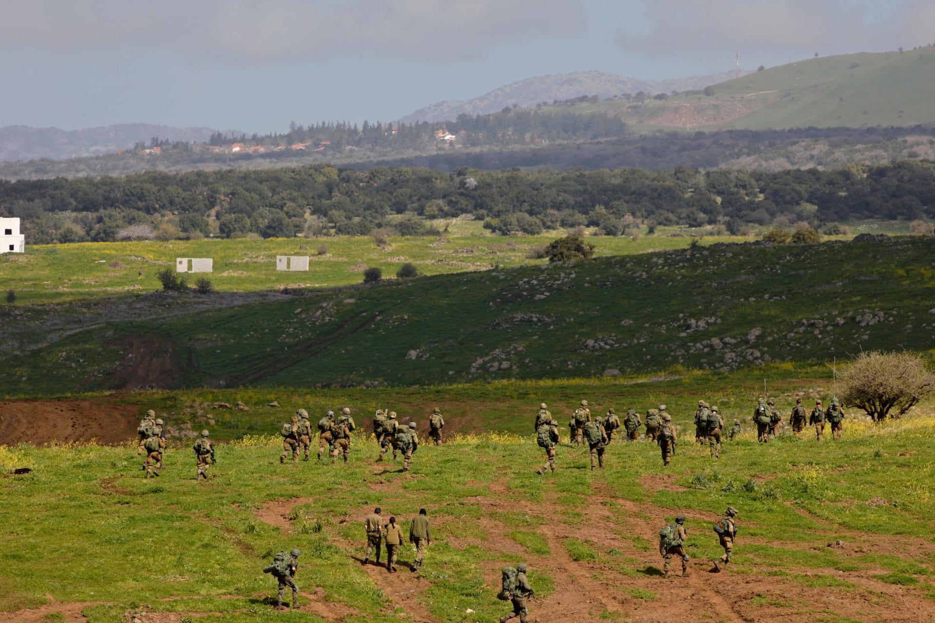 الجيش الإسرائيلي: رصد إطلاق 3 صواريخ من سوريا أحدهم سقط بالأراضي السورية