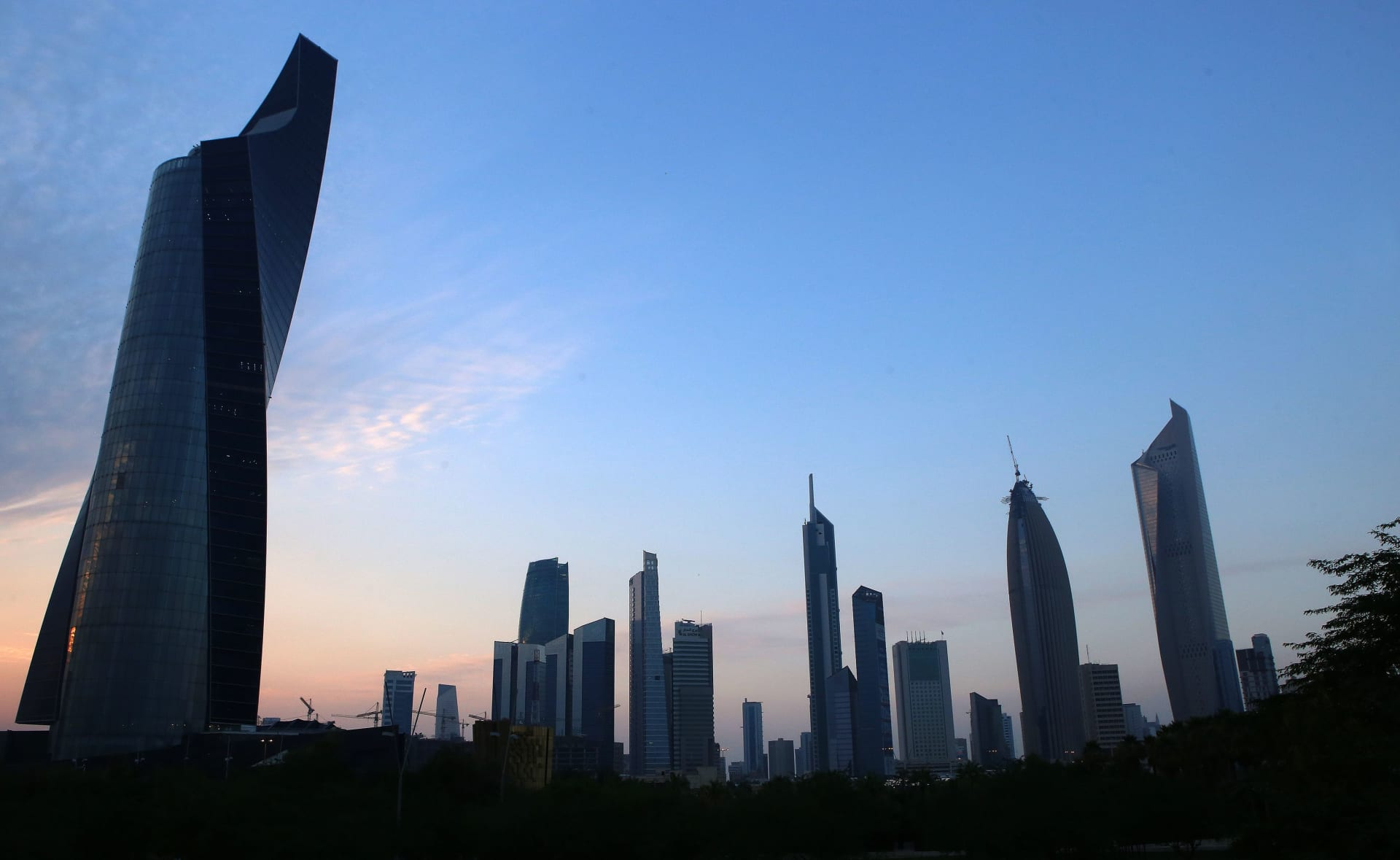 الكويت تنفي صحة رسالة إلى أمريكا حول إدراج مواطنين ومؤسسات على عقوبات إيران
