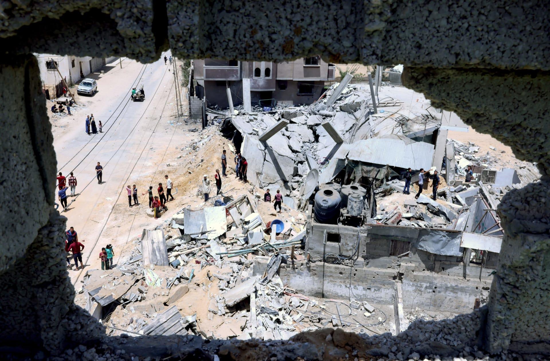 أكثر من 50 مليون دولار حجم الأضرار الاقتصادية في غزة