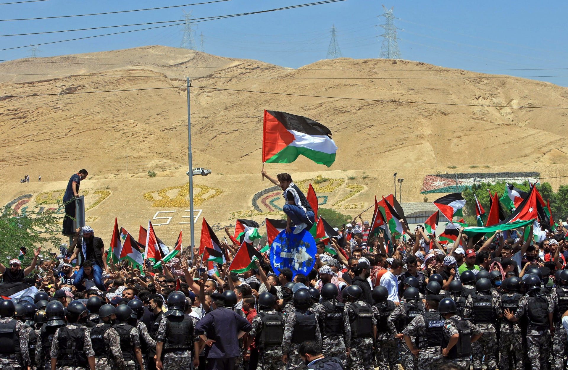 منع محامي متسللين اثنين أردنيين إلى إسرائيل من لقائهما