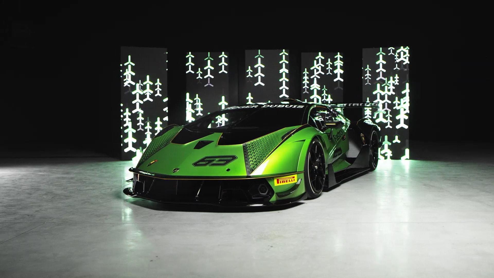 بحلول العام 2024.. جميع سيارات لامبورغيني ستتضمن محركات كهربائية