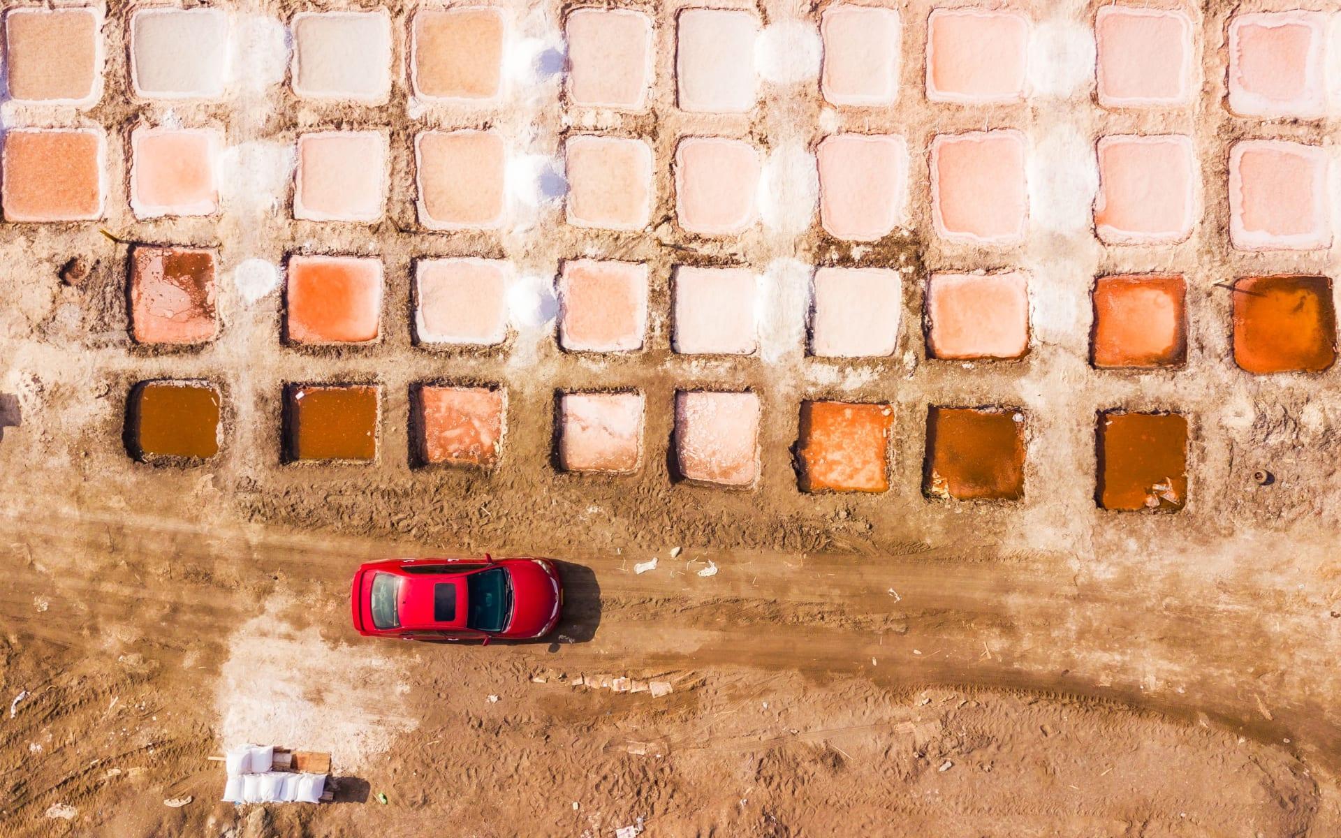 خور الملح في عمان