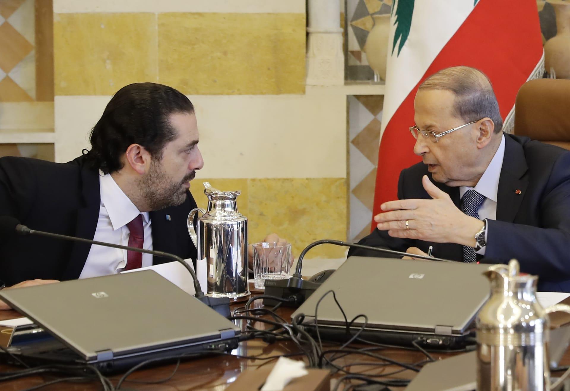 رئيس الوزراء اللبناني المكلّف، سعد الحريري