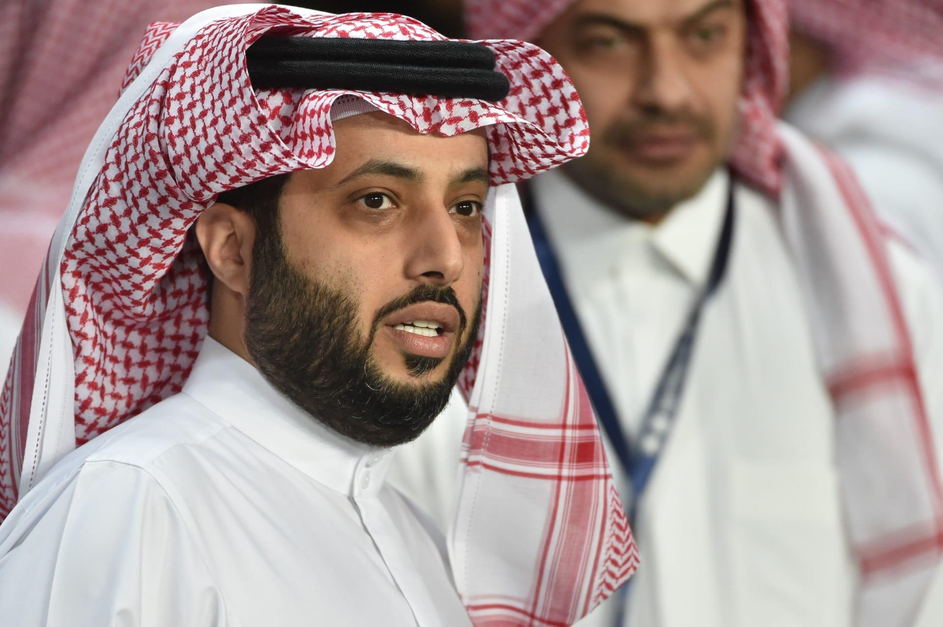 بحضور عباس كامل..  السيسي يستقبل تركي آل الشيخ ويؤكد على عمق العلاقات مع السعودية