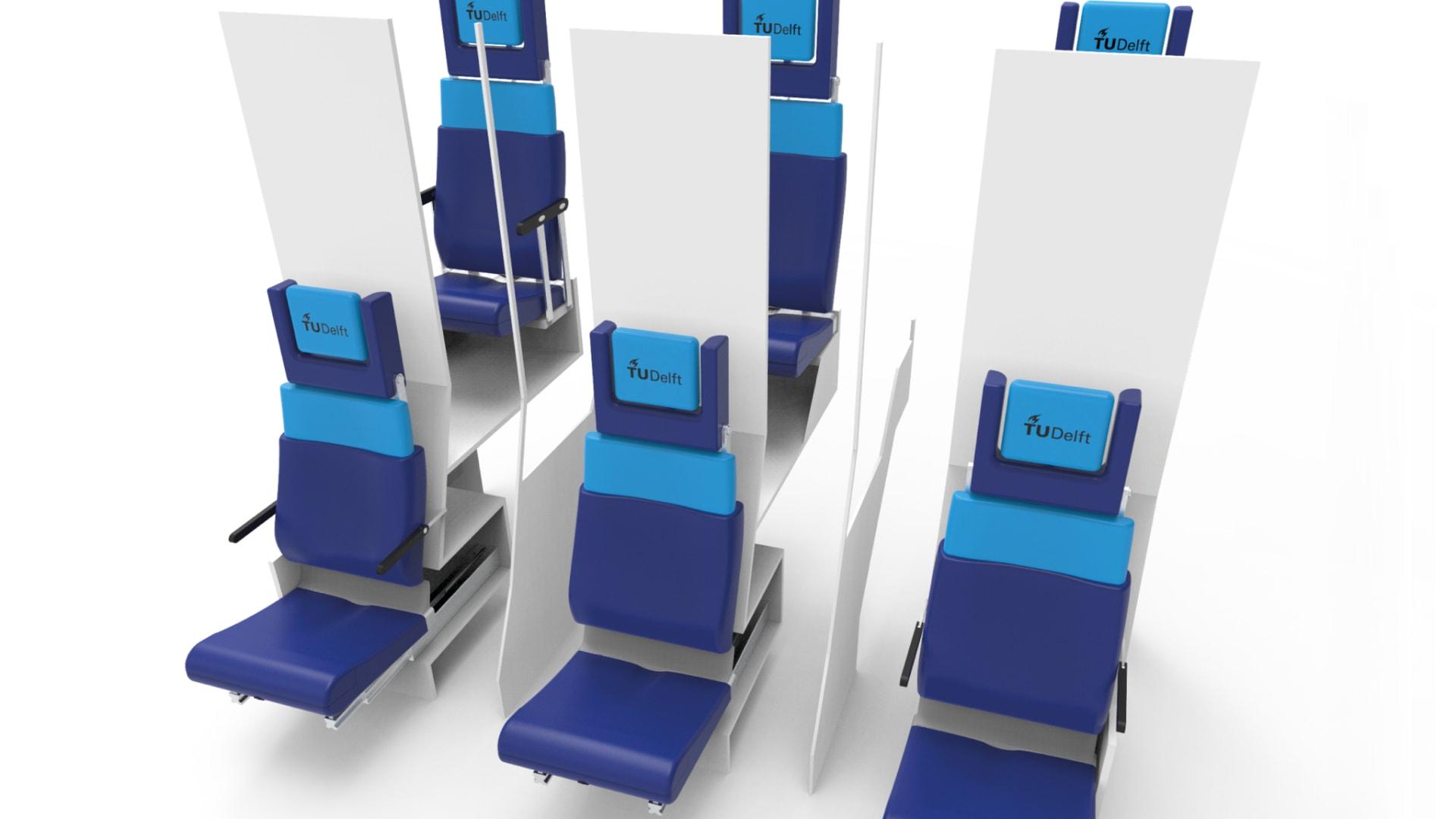 هل تصبح مفاهيم مقصورة الطائرة ذات الطابقين مستقبل الطيران؟