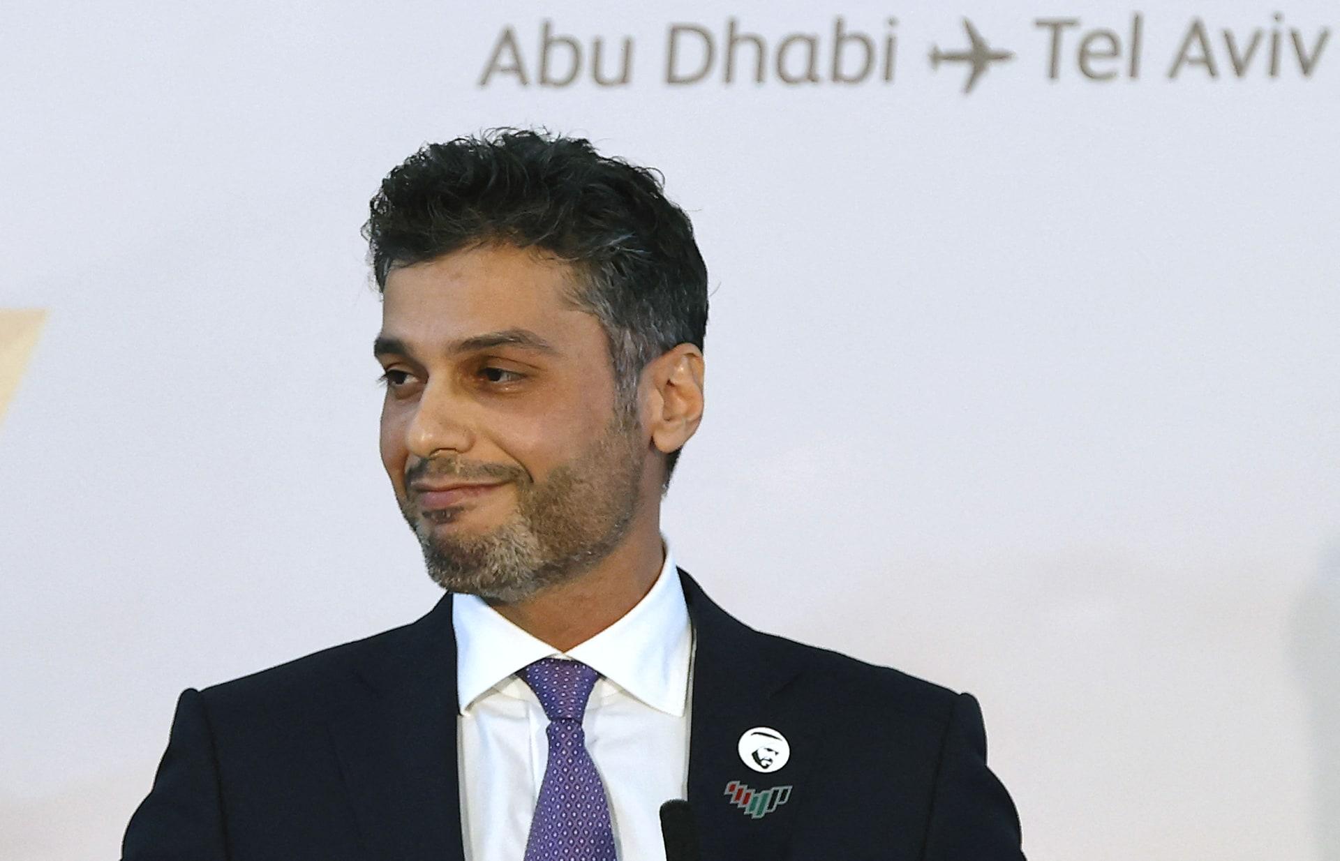 السفير الإماراتي لدى إسرائيل، محمد آل خاجة