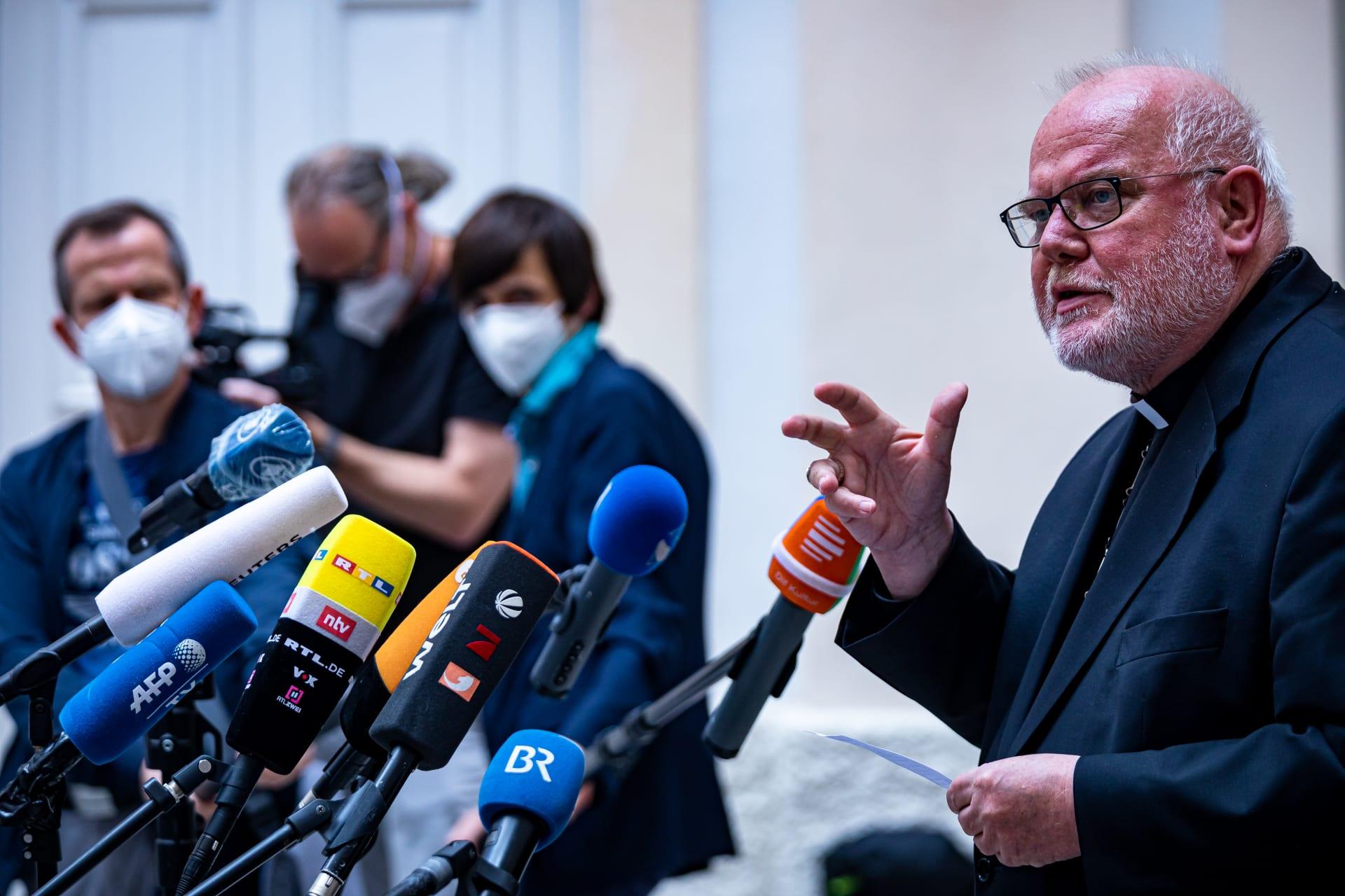 رئيس الكنيسة الكاثوليكية في ألمانيا، الكاردينال راينهارد ماركس