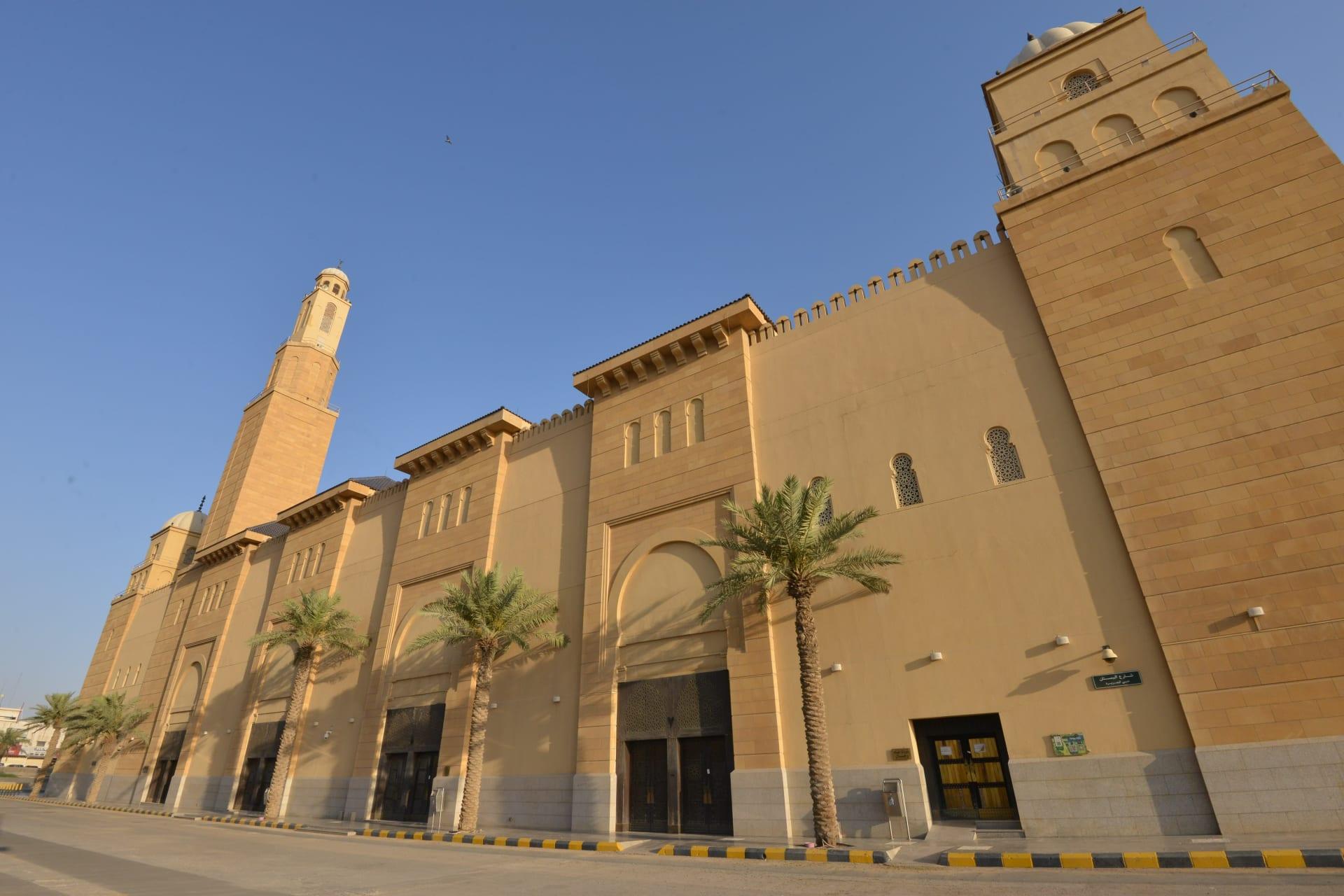 مسجد في الرياض