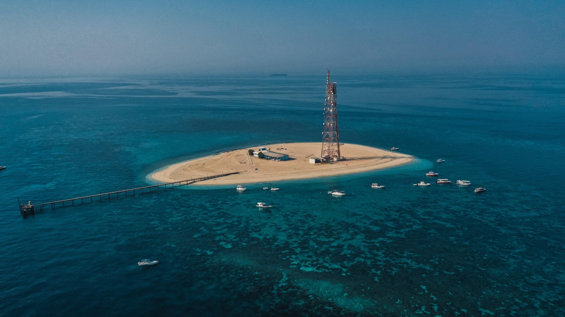 جزيرة قاروه