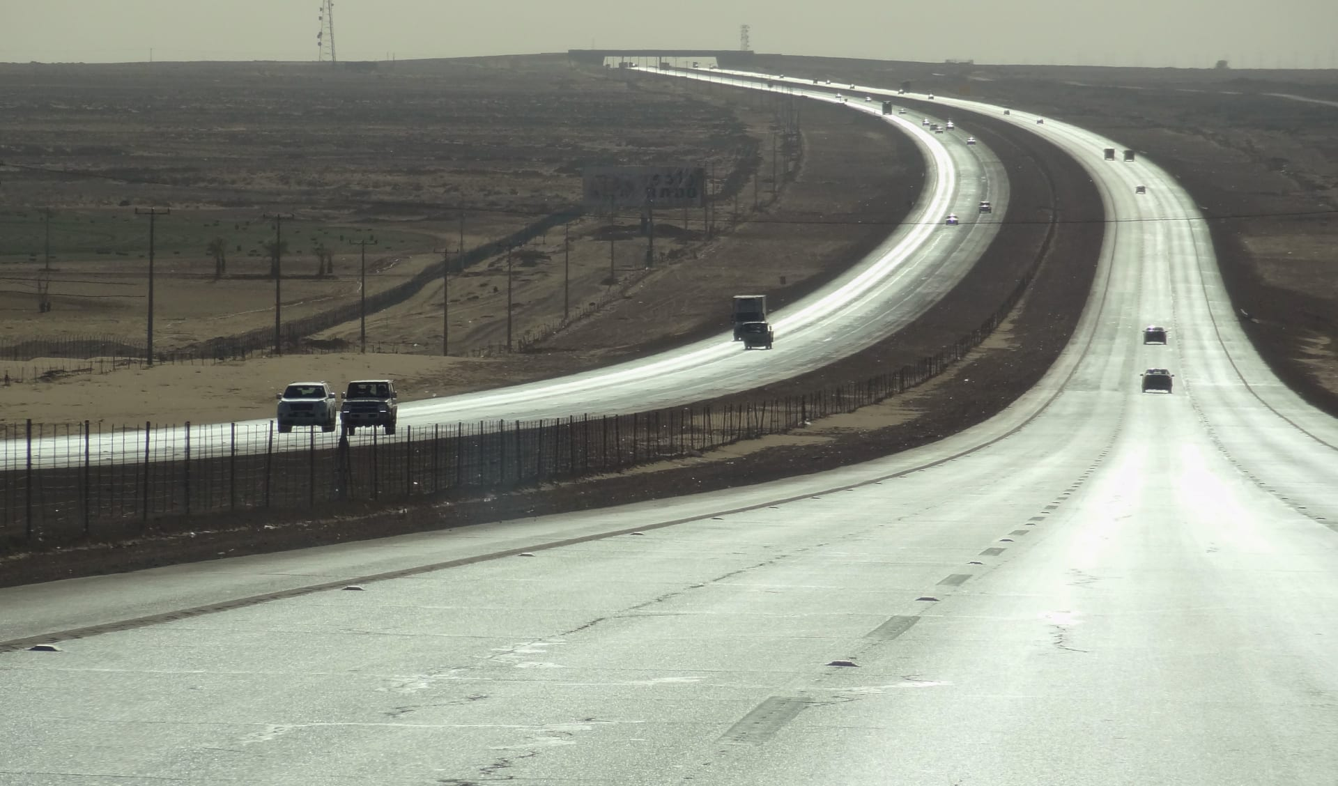 السعودية: تداول فيديو لشاحنة مسرعة عكس الاتجاه.. والشرطة تكشف حالة السائق