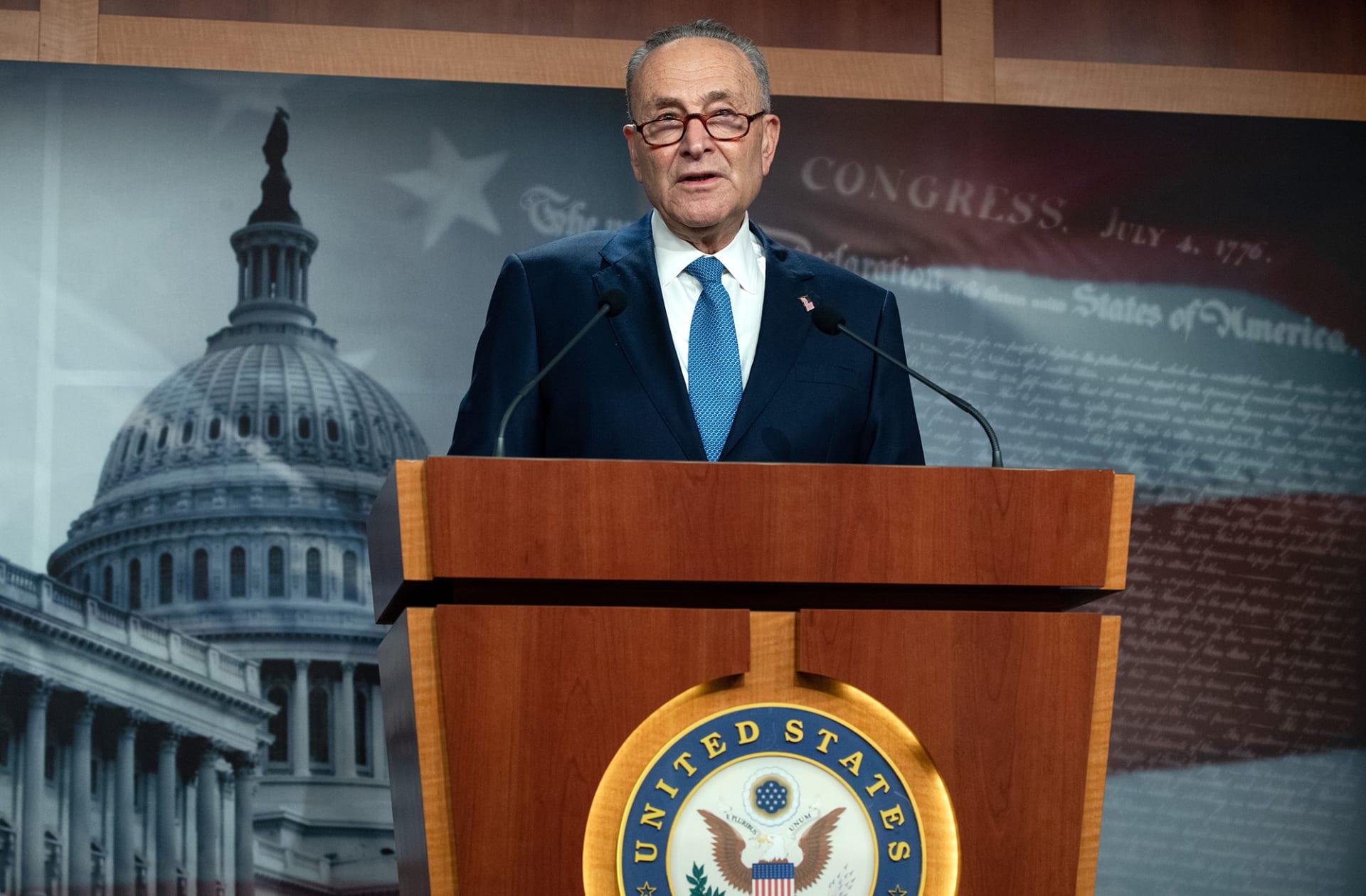 مجلس الشيوخ الأمريكي يقر مشروع قانون لمكافحة النفوذ الاقتصادي المتنامي للصين