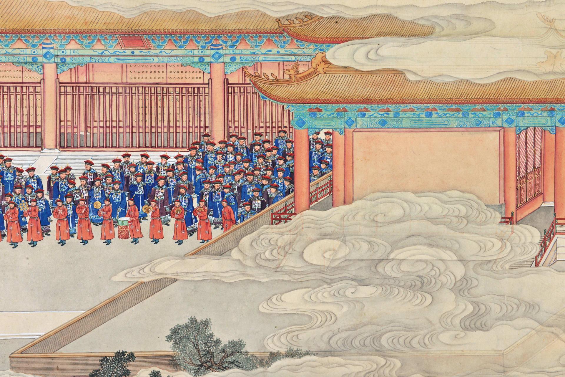 لفيفة تصبح أحد أغلى الأعمال الفنية الصينية في التاريخ