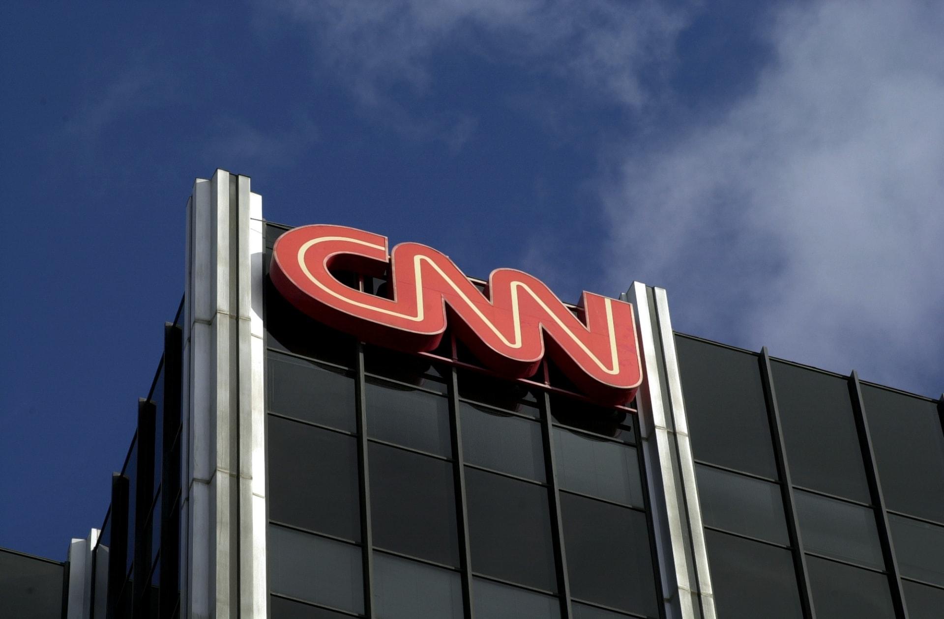 شعار شبكة CNN