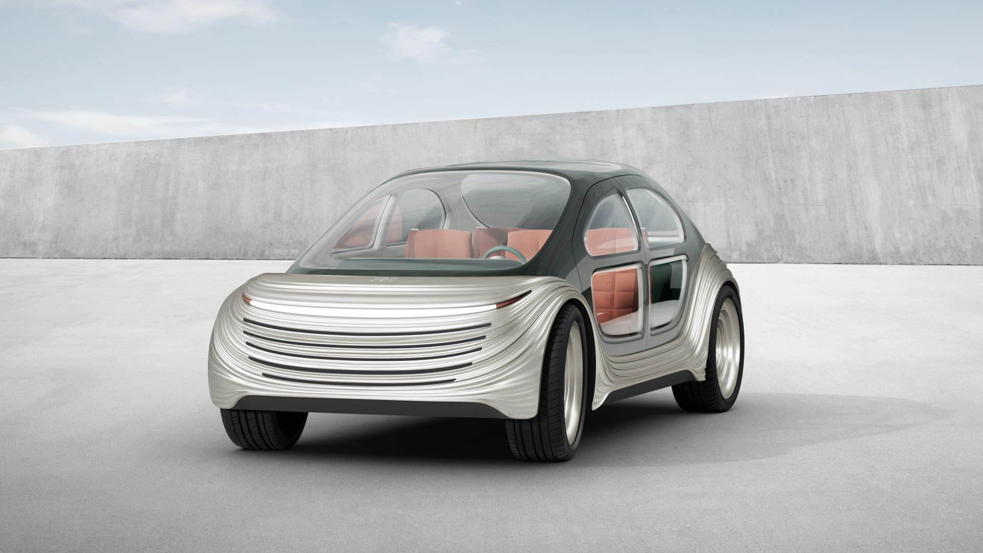 تتحول لغرفة نوم مريحة وغرفة طعام.. تعيد هذه السيارة الكهربائية تصور مستقبل النقل