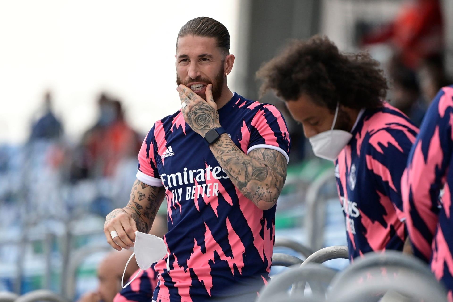 راموس يكشف سبب رحيله عن ريال مدريد: وضعوا لي مدة صلاحية للعقد ولم يخبروني