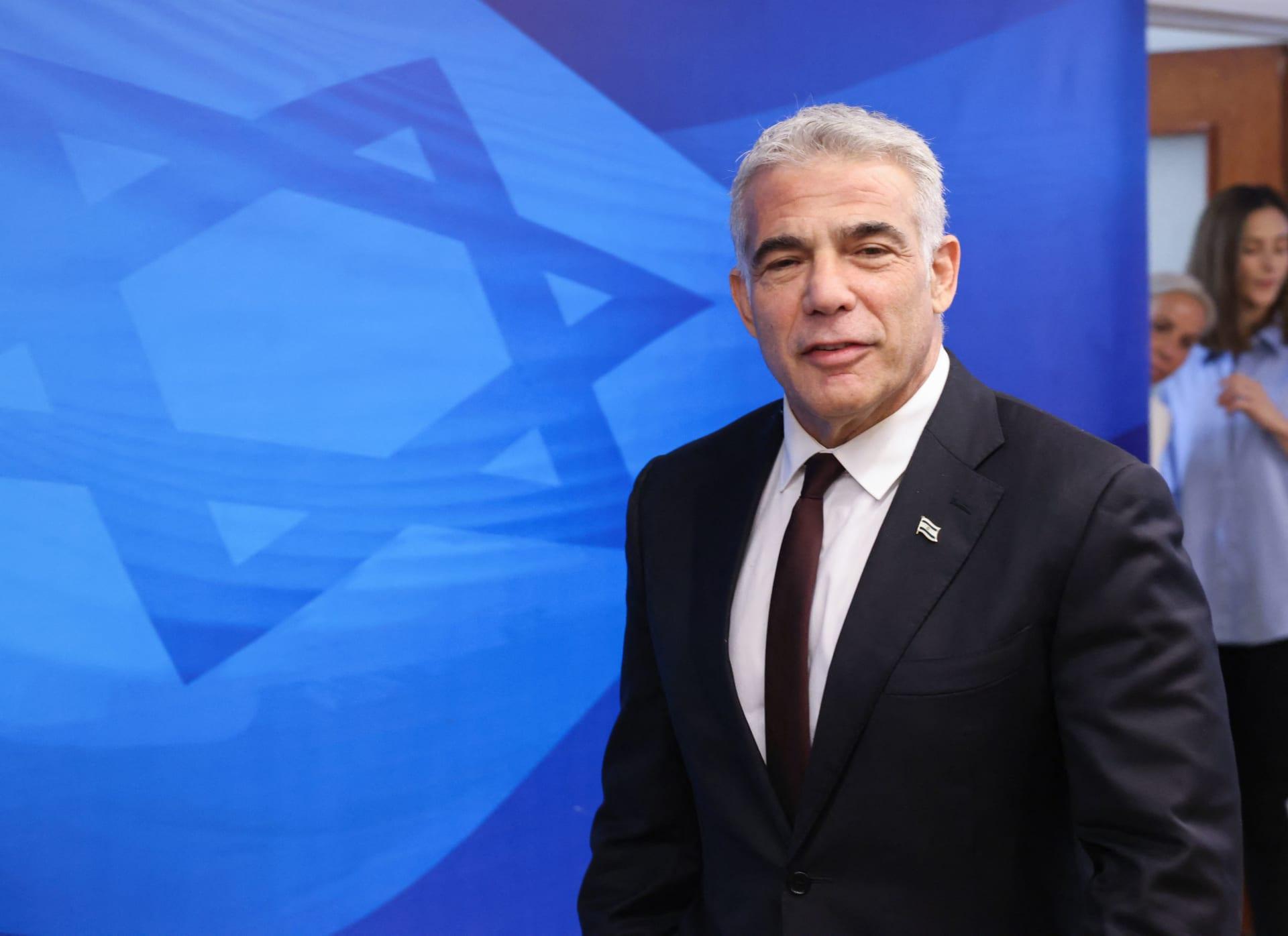 الخارجية الإسرائيلية: لابيد يزور الإمارات الأسبوع المقبل ويفتتح سفارة وقنصلية