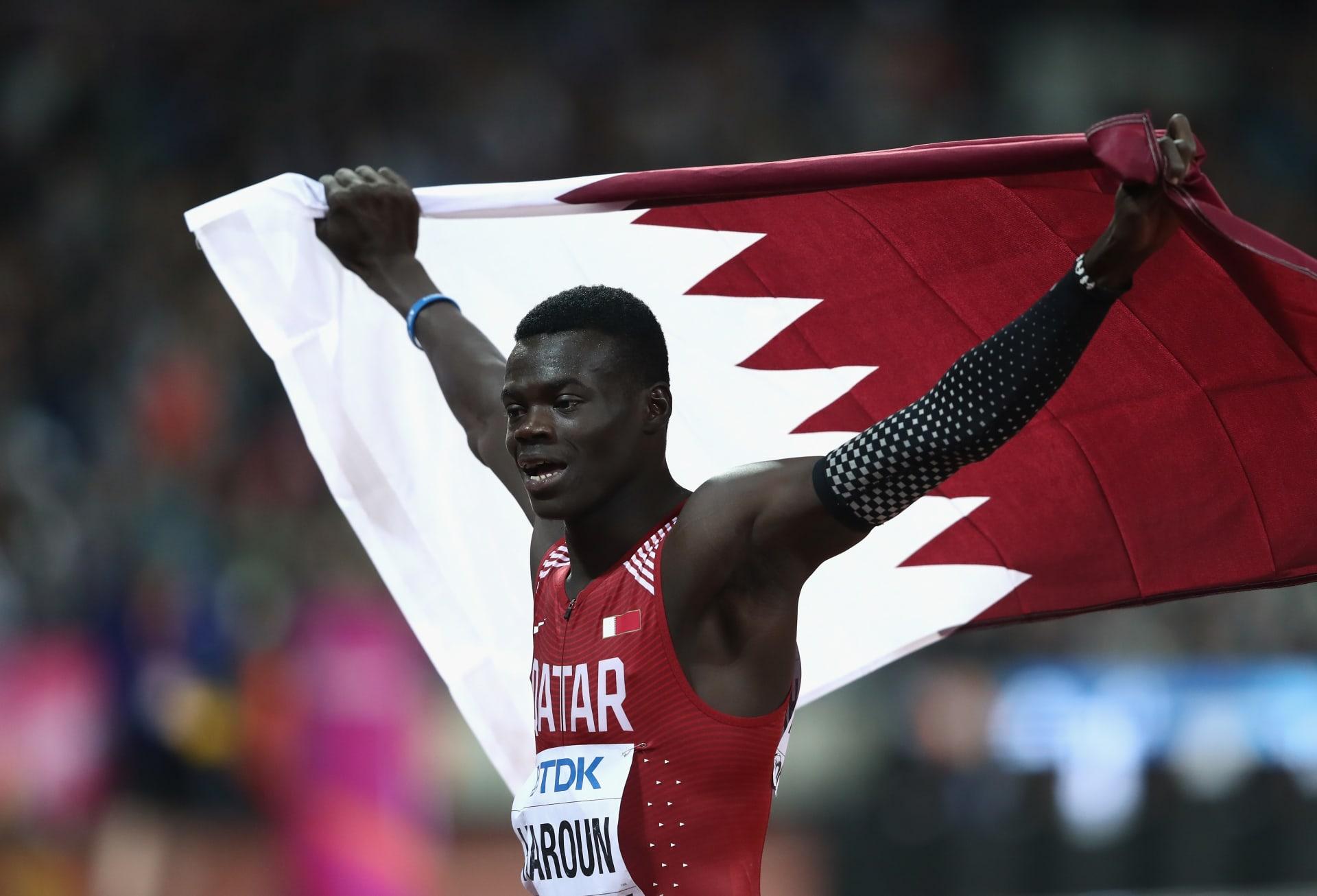 عمره 24 عاما.. وفاة العداء القطري عبدالإله هارون صاحب برونزية العالم 400 متر