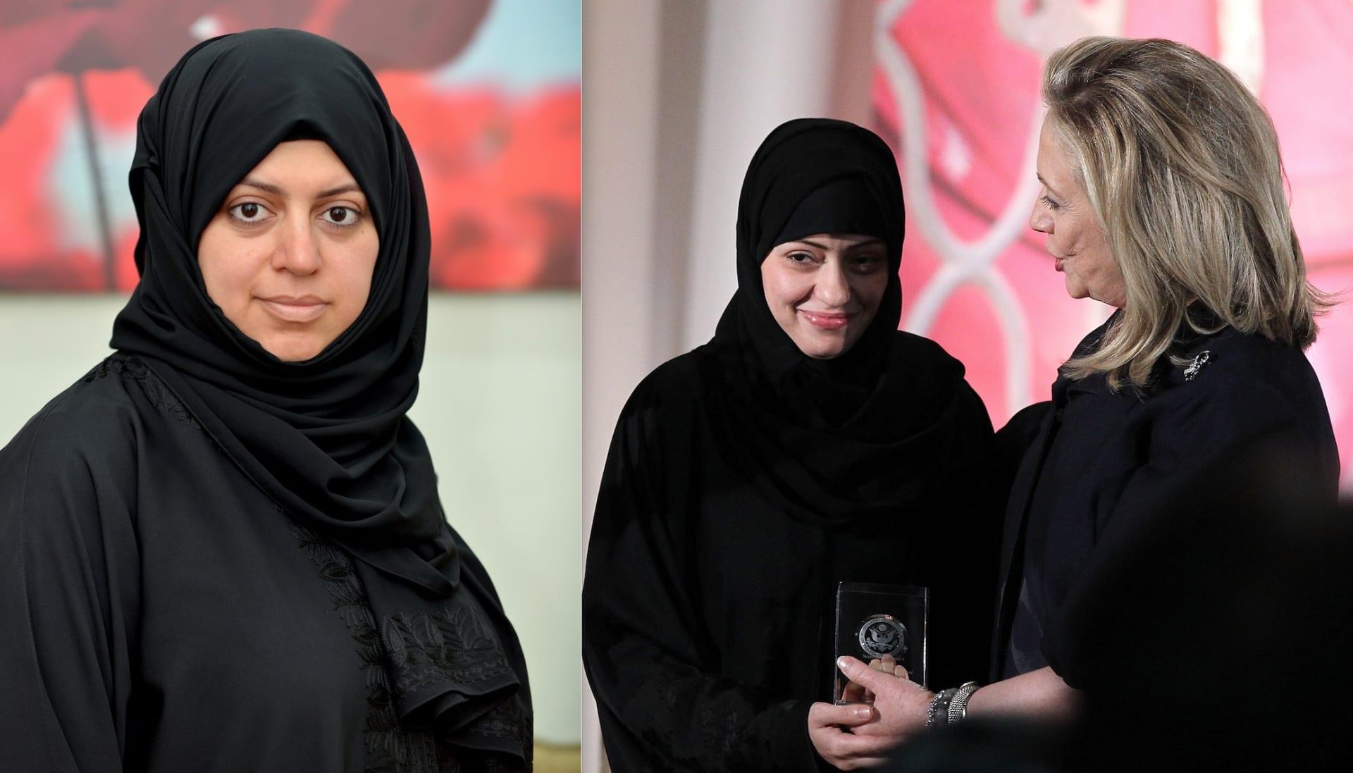 الناشطة السعودية سمر بدوي
