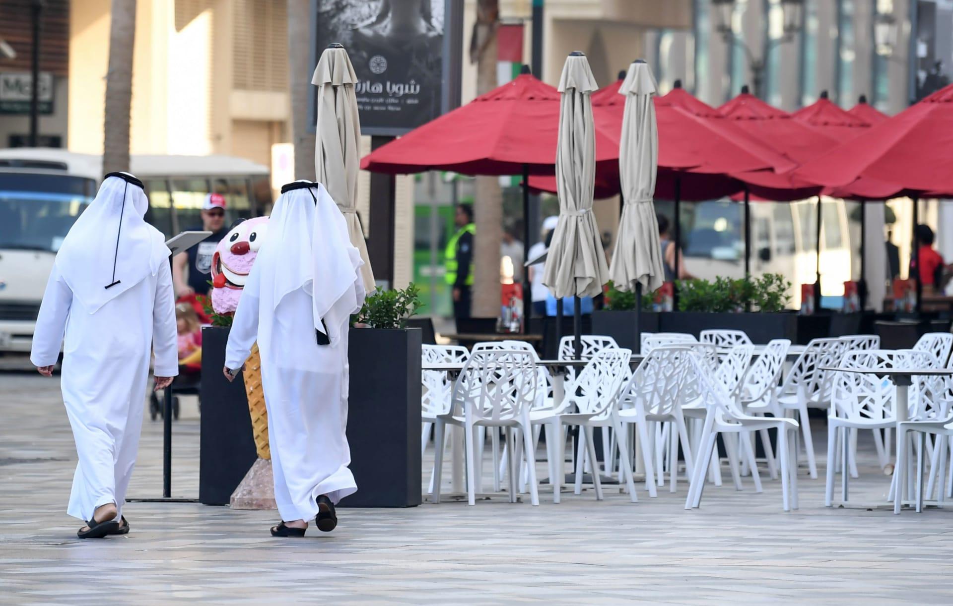 قصر دخول الأماكن العامة في أبوظبي على من تلقوا اللقاح
