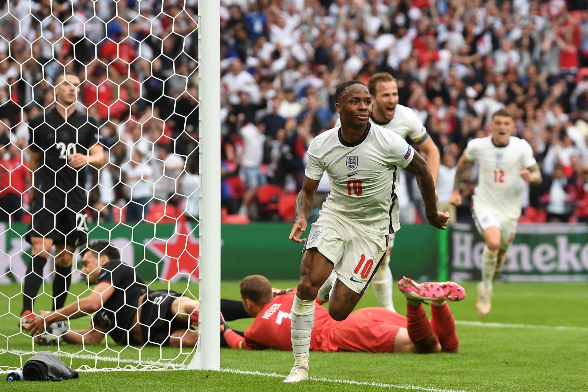 إنجلترا تطيح بألمانيا من بطولة يورو 2020.. وتكسر عقدة تاريخية