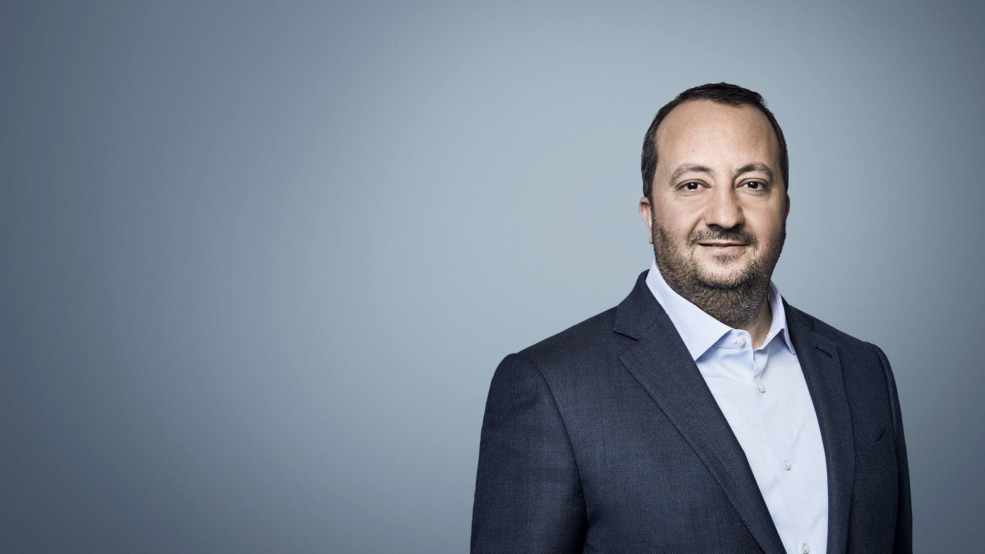 راني رعد، رئيس CNN للعمليات التجارية العالمية