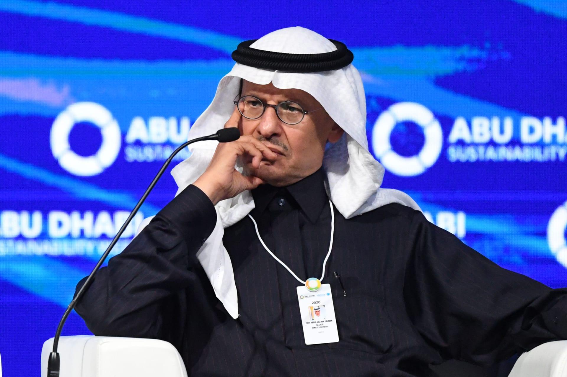 """بعد موقف الإمارات.. وزير الطاقة السعودي يطالب بـ""""العقلانية والتنازلات"""" ويتساءل: لماذا لم تعبر الدول ن تحفظاتها سابقا؟"""