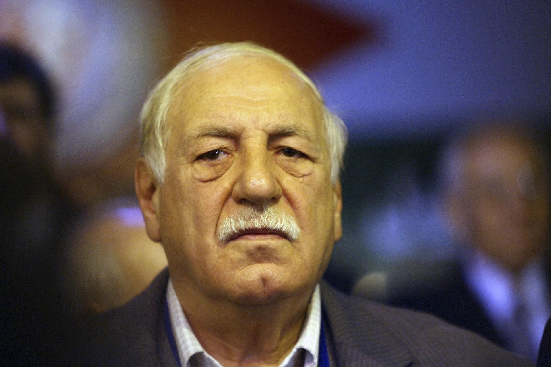 مؤسس الجبهة الشعبية لتحرير فلسطين وأمينها العام، أحمد جبريل