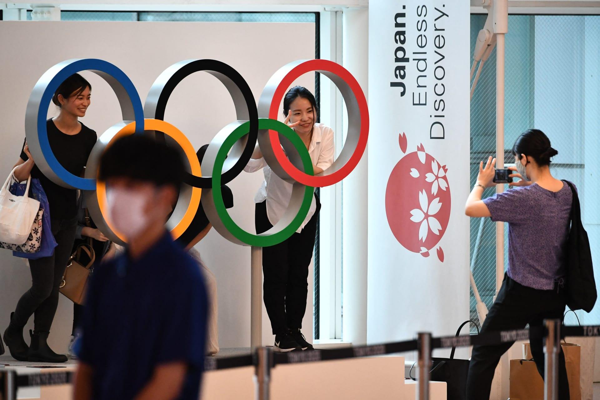 """أولمبياد طوكيو: تنظيم الألعاب دون جمهور في العاصمة بعد وضعها قيد """"طوارئ كورونا"""""""