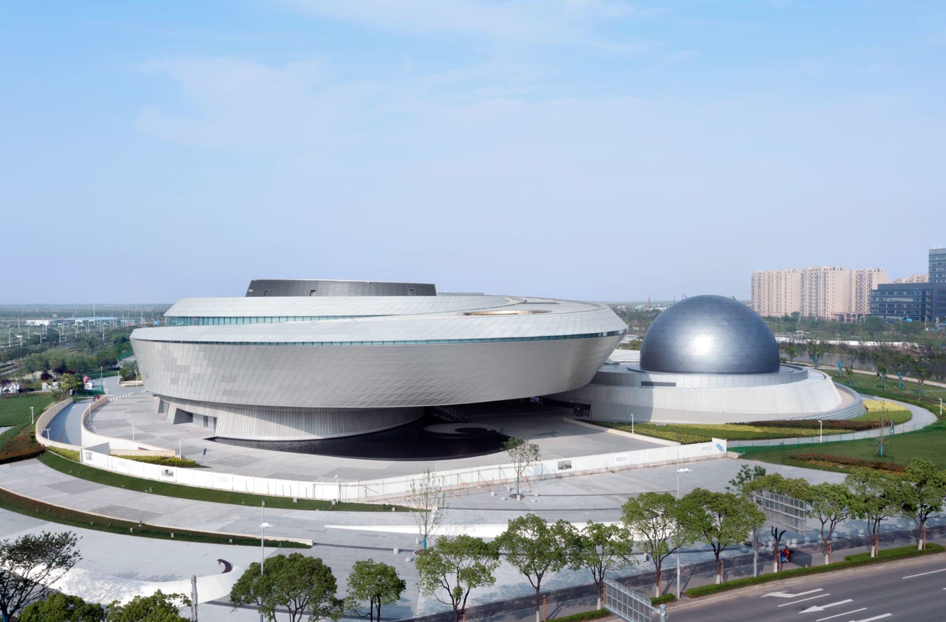 أكبر متحف في العالم لعلوم الفلك يفتتح في الصين