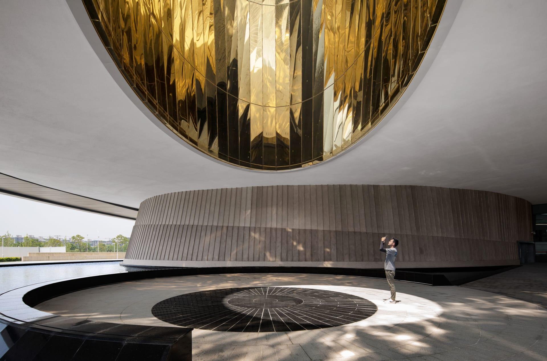 Apre in Cina il più grande museo di astronomia del mondo