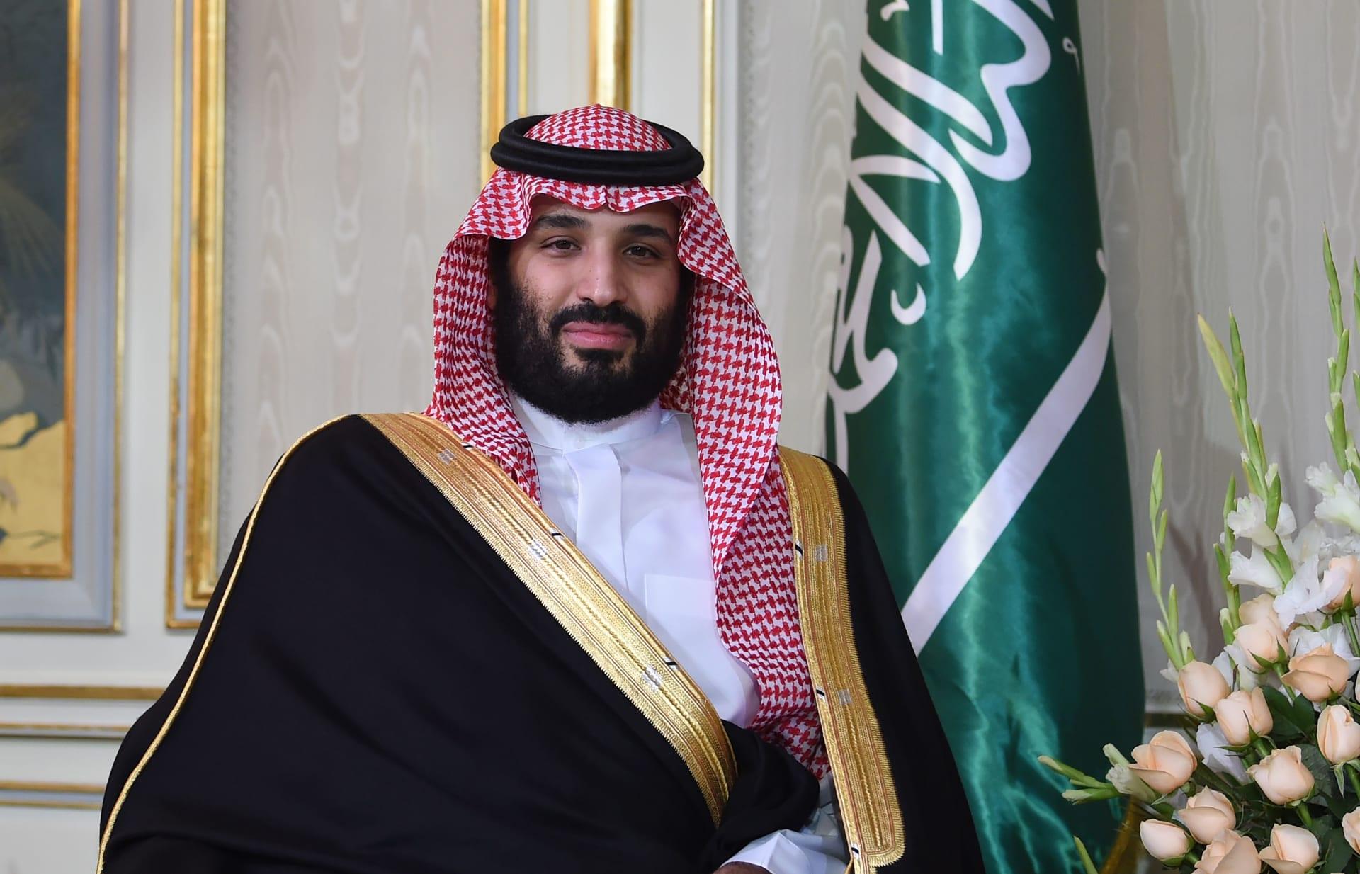 صورة أرشيفية لولي العهد السعودي، الأمير محمد بن سلمان