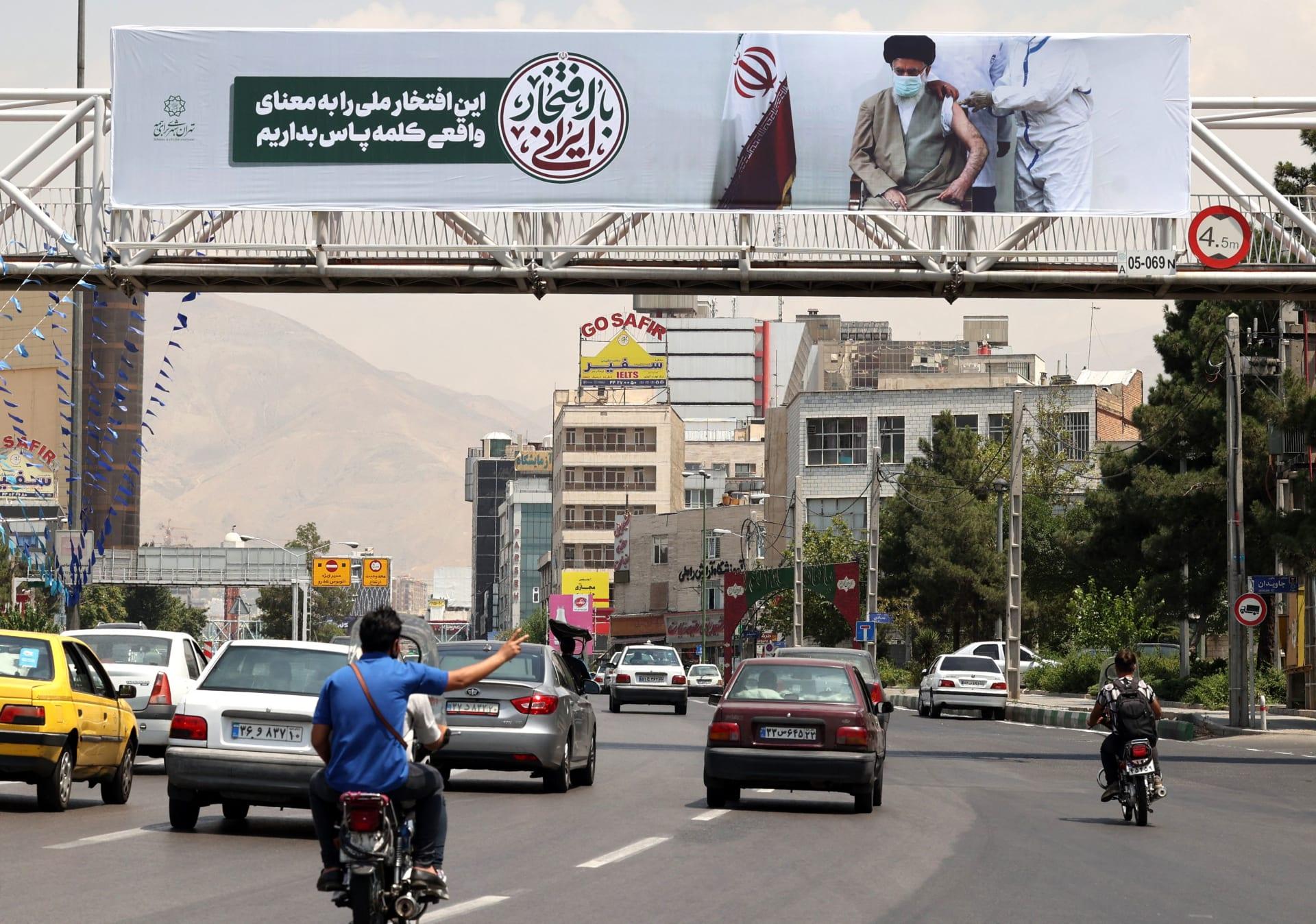 """احتجاجات إيران تنتقل إلى قلب طهران.. والمتظاهرون يهتفون: """"الموت للجمهورية الإسلامية"""""""