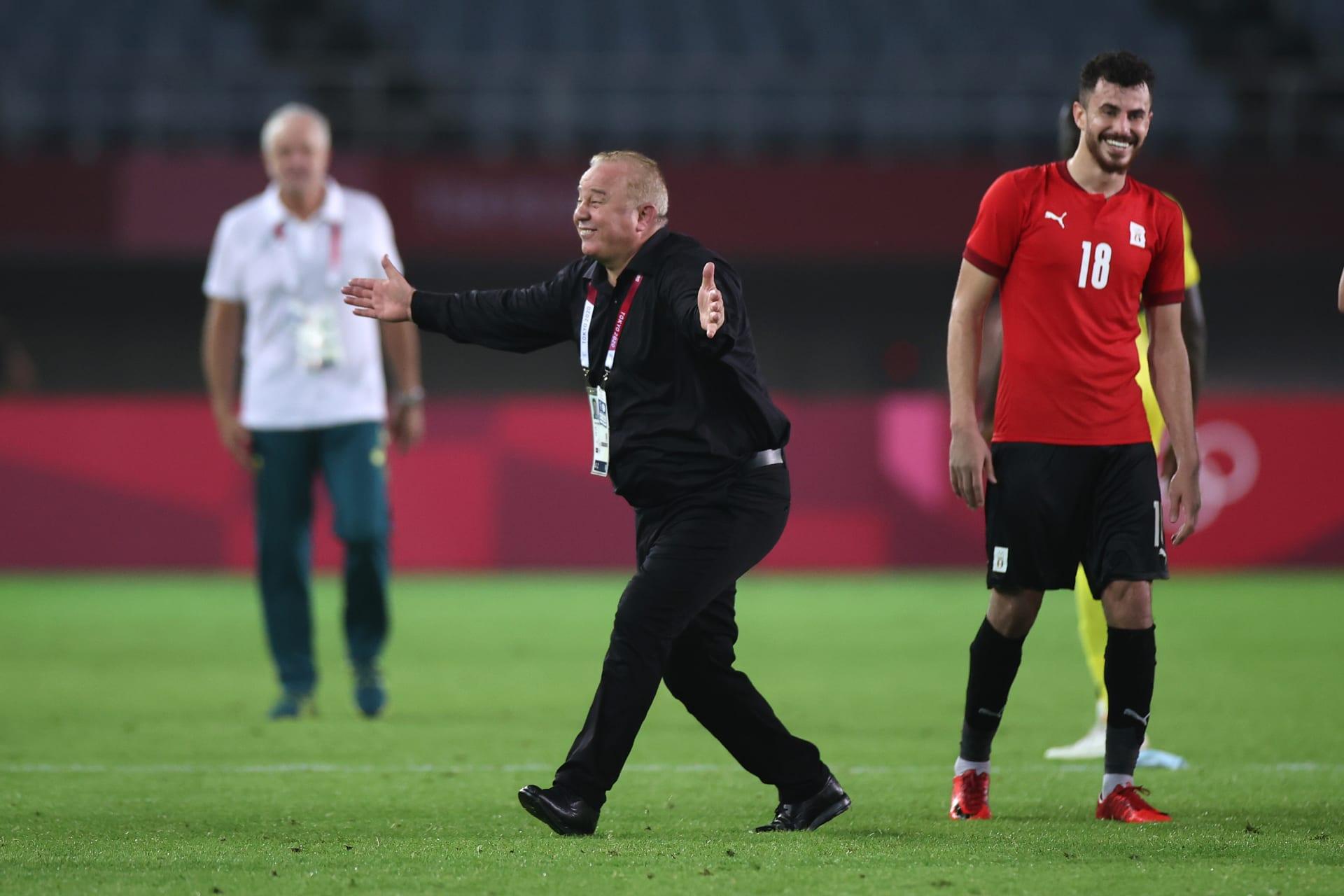 تحذير في وقته.. فيديو متداول يكشف ما قاله شوقي غريب للاعبي منتخب مصر قبل تسجيل الهدف الثاني