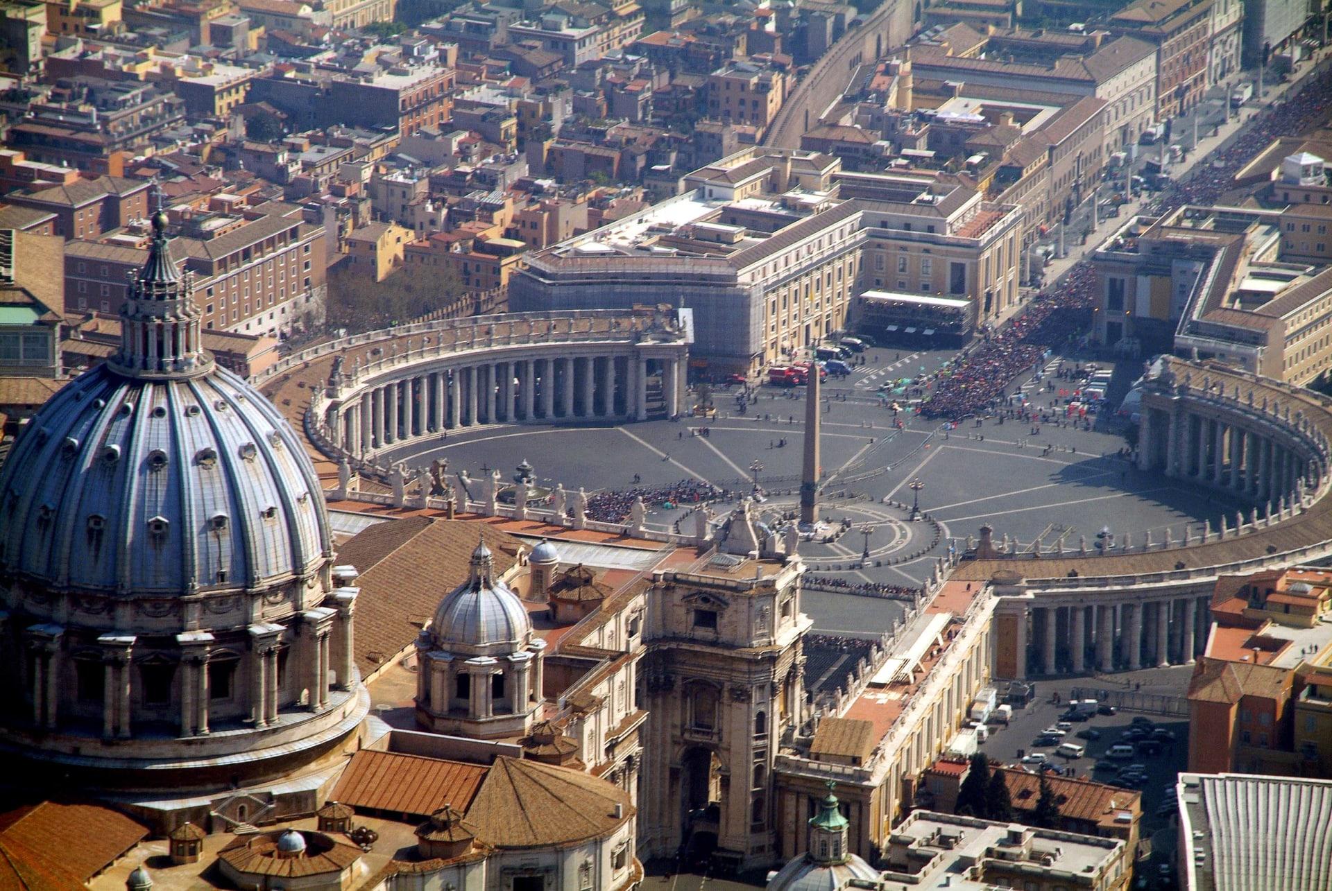 مدينة الفاتيكان - صورة أرشيفية