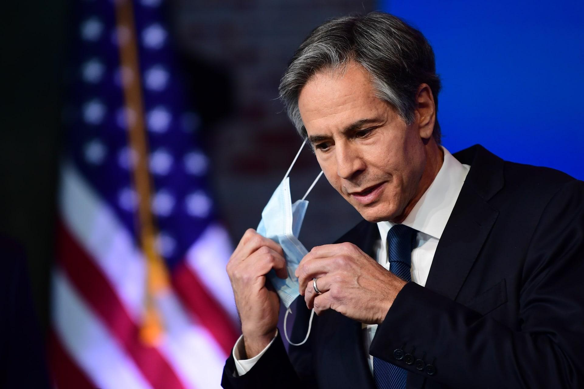 """وزير الخارجية الأمريكي: الرد على استهداف إيران لناقلة النفط سيكون """"جماعيا"""""""